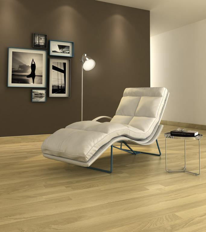 Inox Armchair