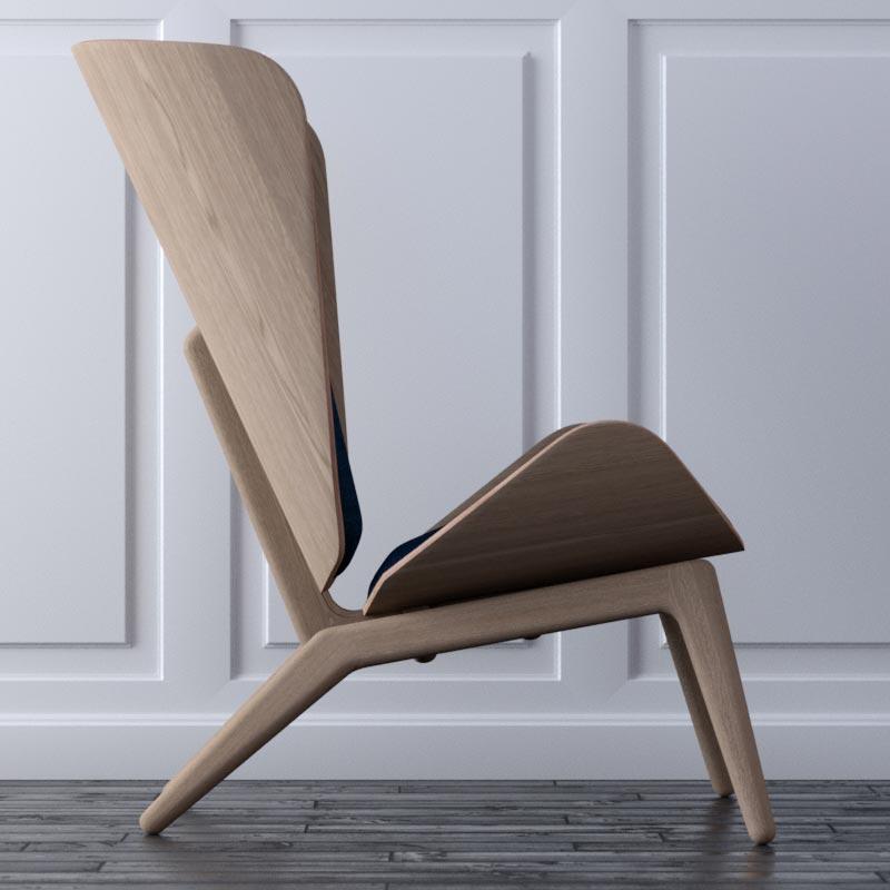 Reader Armchair by Vita