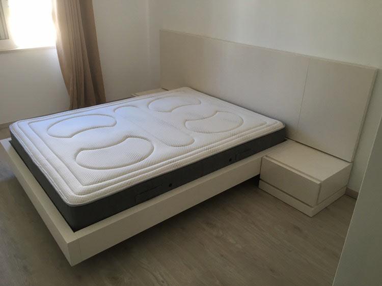 Catia Platform Bed