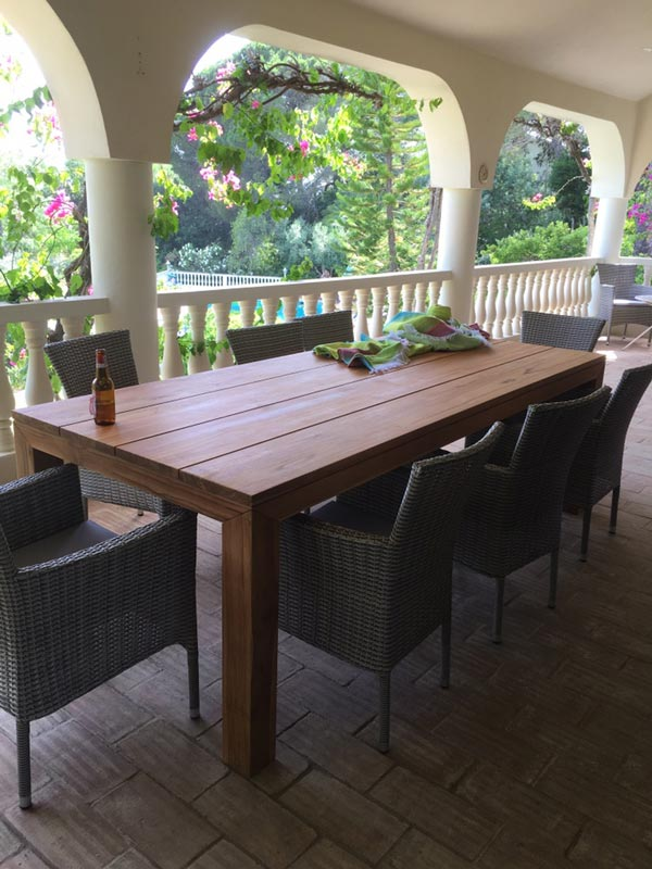 Expormim Teak Table