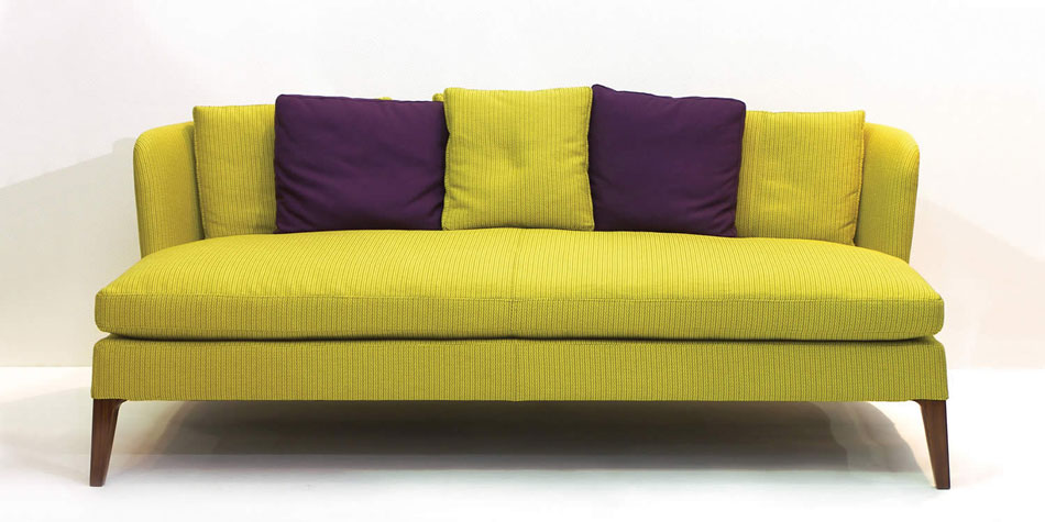 Botaca Ttime Sofa in Yellow