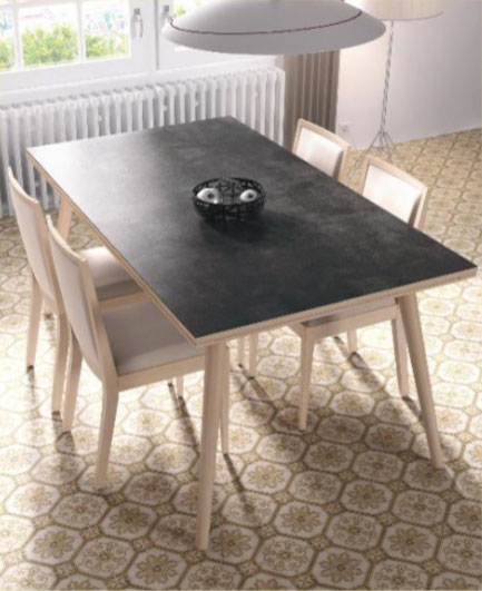 Dining tables by Brito