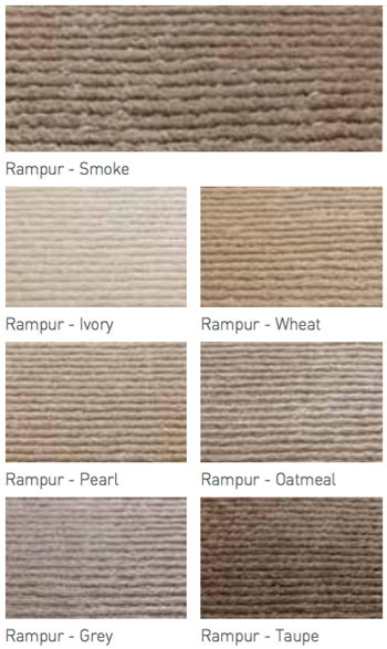 Rampur Rugs by Jacaranda