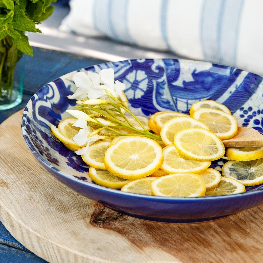 Costa Nova Lisboa Salad Plate