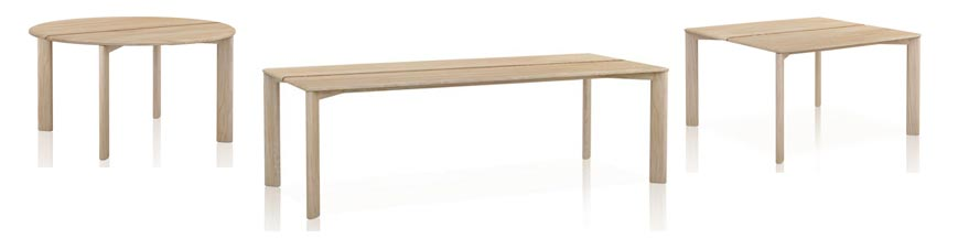 Expormim Kotai Dining Table