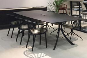 Falcata Dining Table