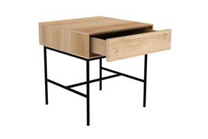 Whitebird Bedside Table by Ethnicraft