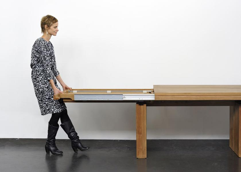 Double Extendable Table by Ethnicraft