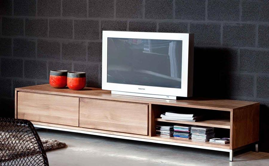 Essential Ethnicraft TV Units