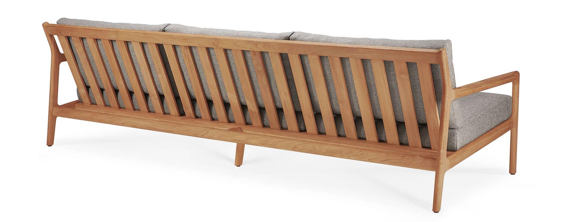 Jack Teak Exterior Furniture by Ethnicraft