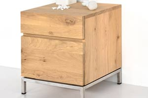 Ligna Bedside Table by Ethnicraft