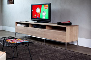 Ligna TV Unit by Ethnicraft