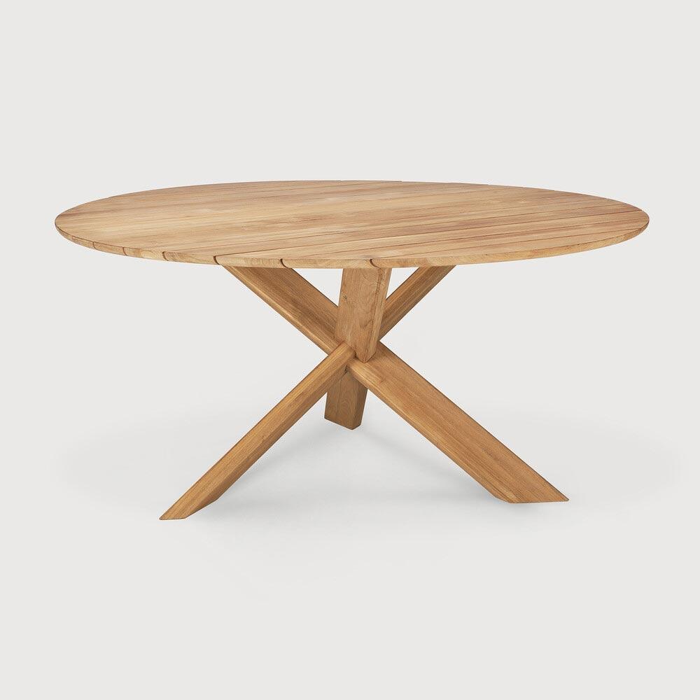 Bok Teak Exterior Furniture by Ethnicraft