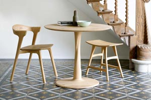 Torsion Table by Ethnicraft