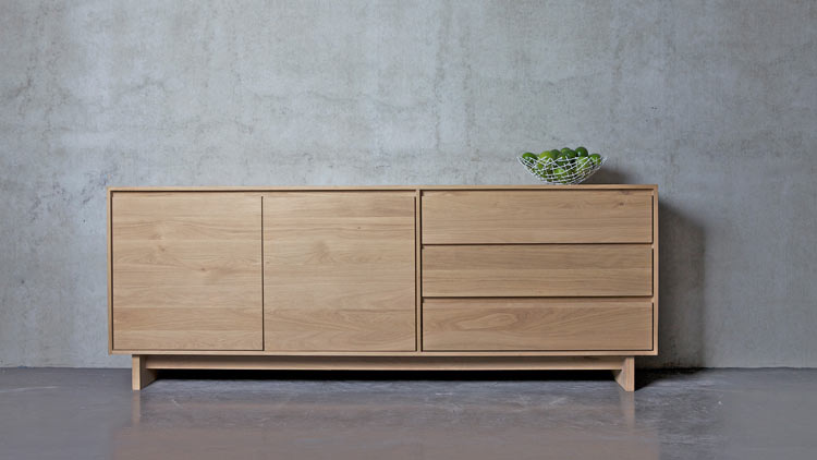 Ethnicraft Wave Sideboards