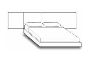 Catia Bedroom ct76m