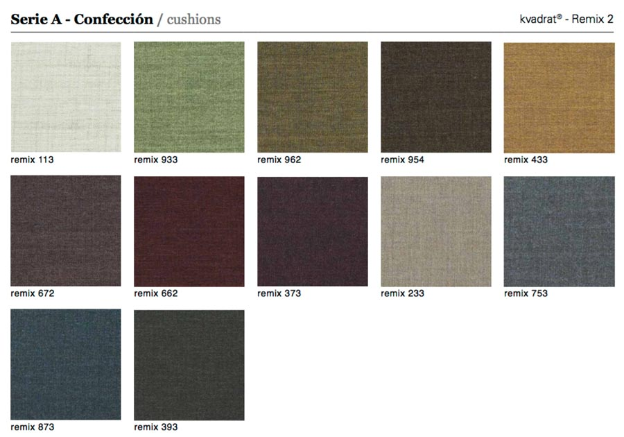 Kvadrat Fabrics