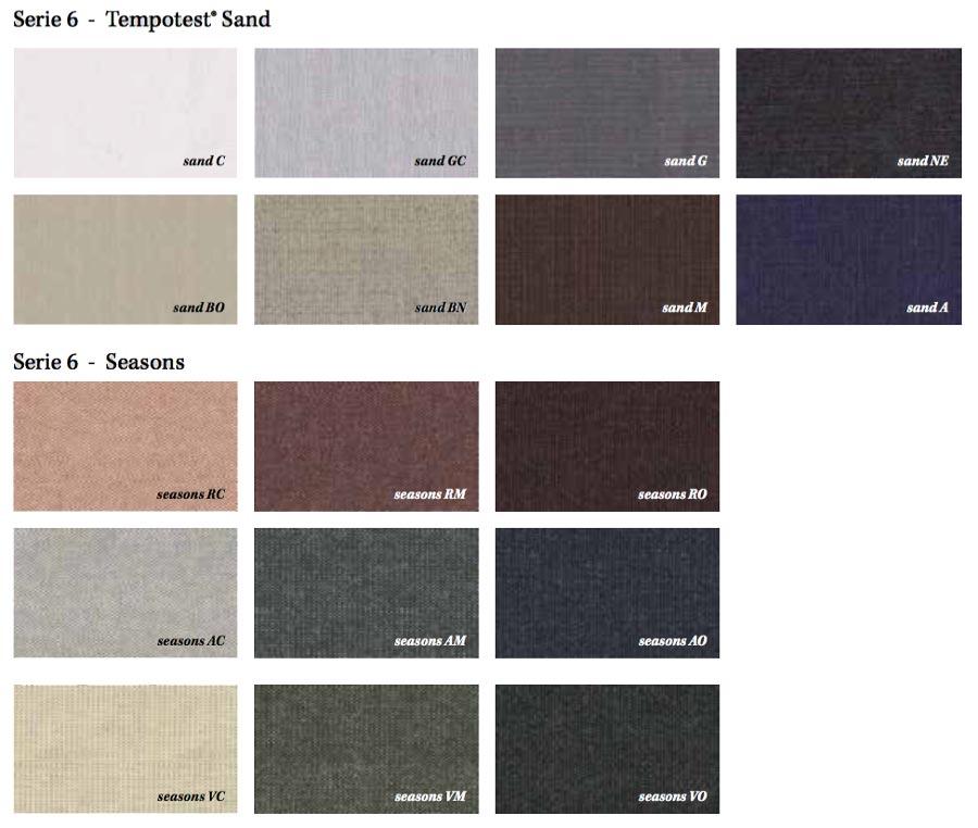 Expormim Series 6 Fabrics