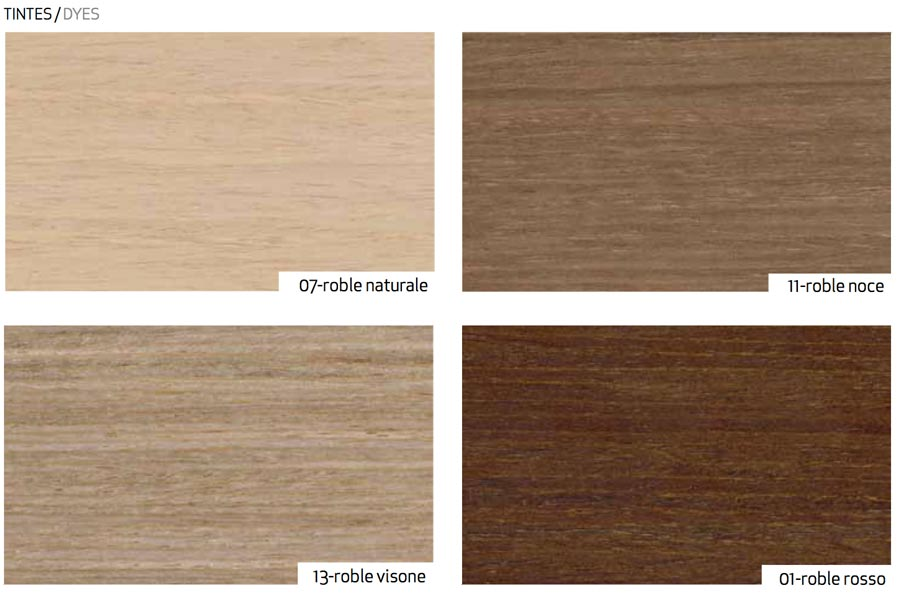 Expormim Finishes Woods