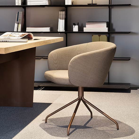 Huma Dining Chair by Expormim by Treku