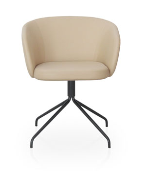 Huma Swivel Chair by Expormim