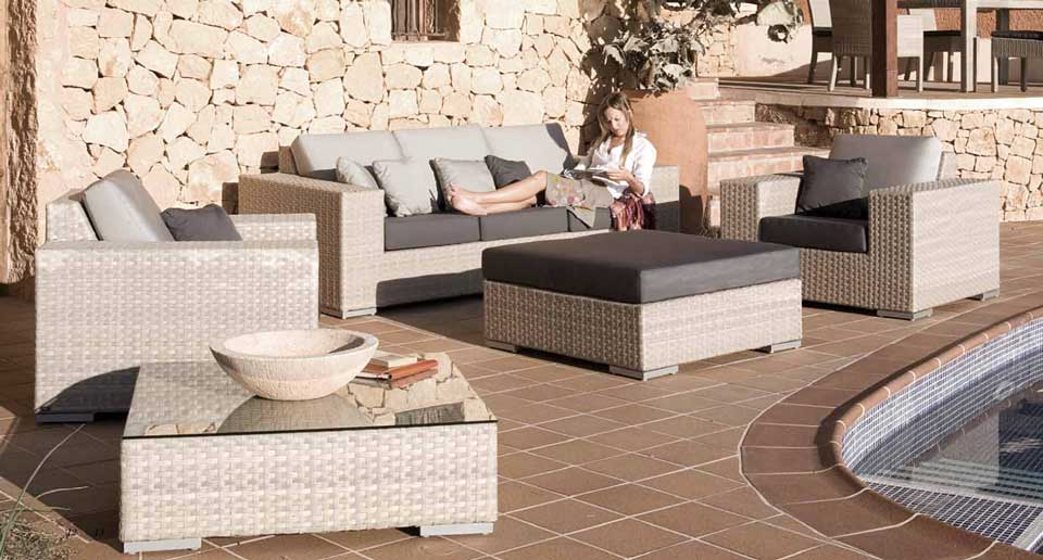nemo Rattan Furniture for the Algarve