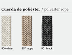 Oh Polyester Rope