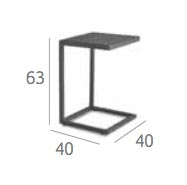 Palmira Side Table