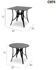 Trespa Dining Tables