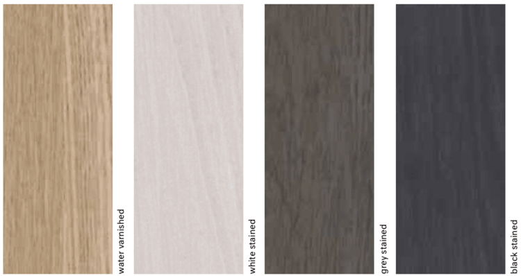 Expormim Traditional Dining Finishes
