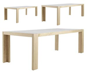 'Traditional' Dining Tables