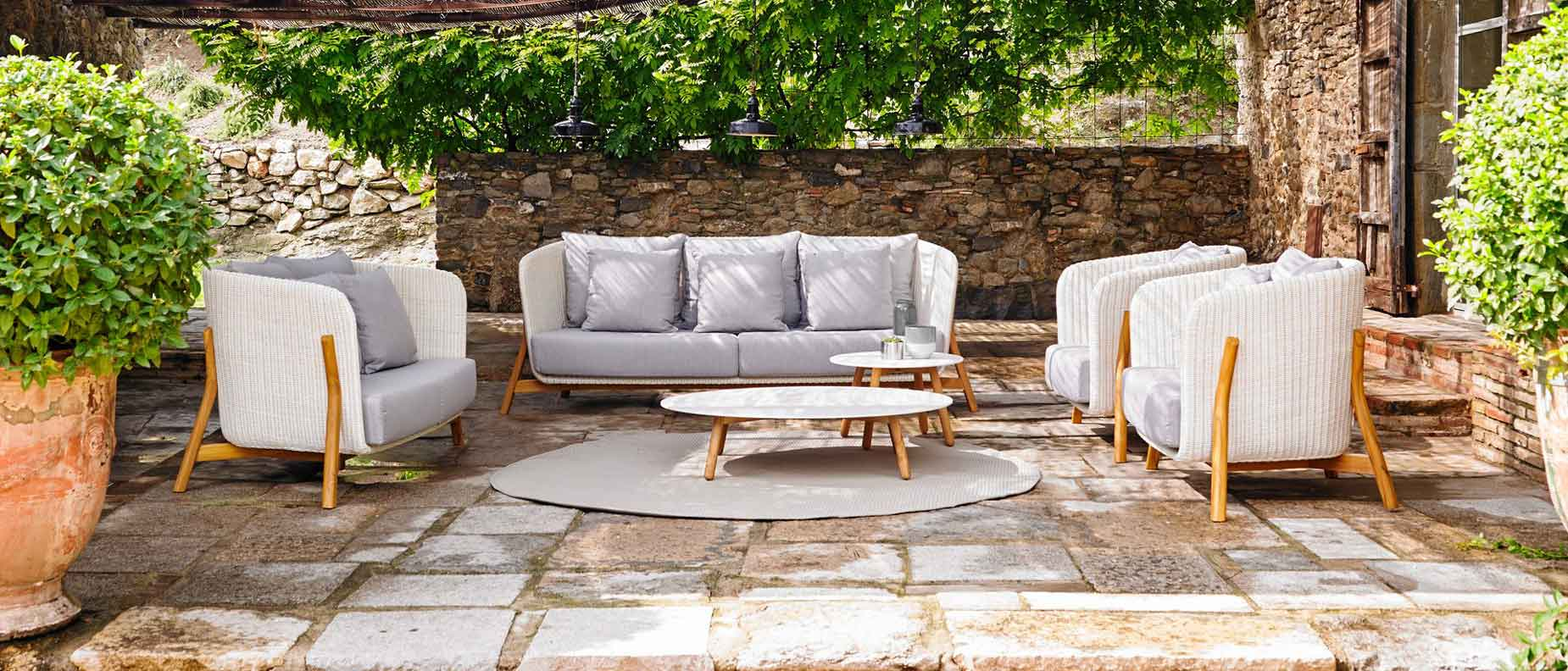Exterior Furniture in the Algarve