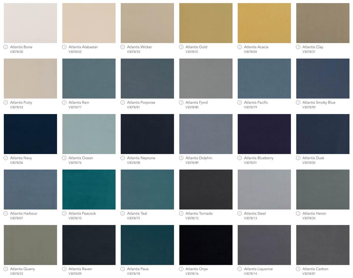 Atlantis EasyClean Fabrics