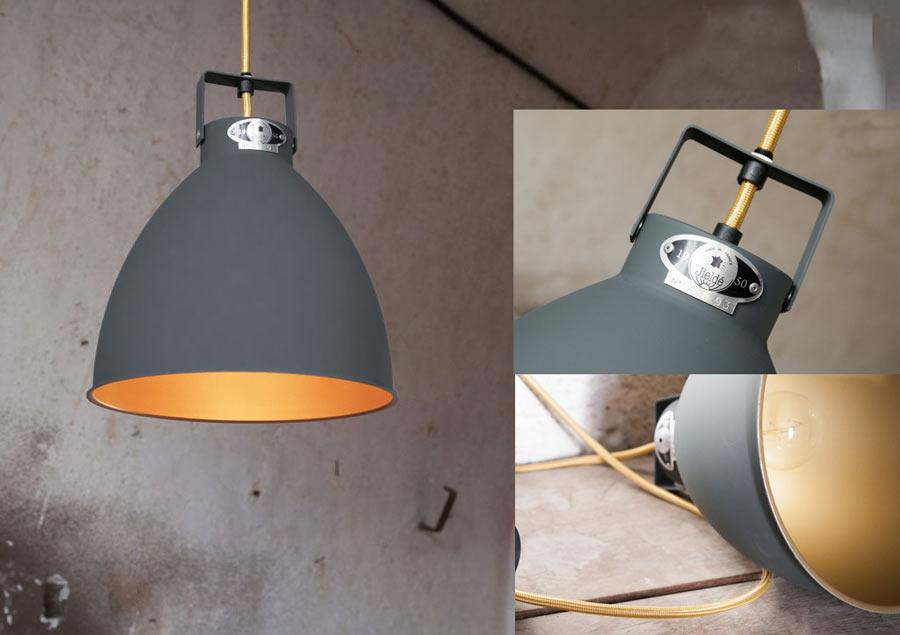 Jielde Suspension Lamps