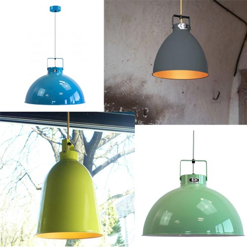 Jielde Pendant Lights