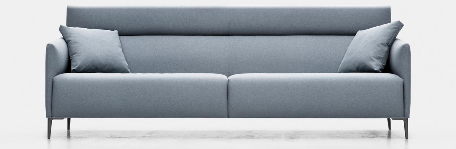 Grey Sofa Syatem by Joquer