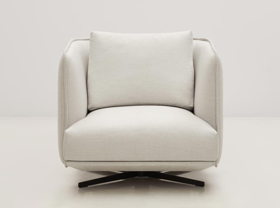 Serene armchair by Joquer