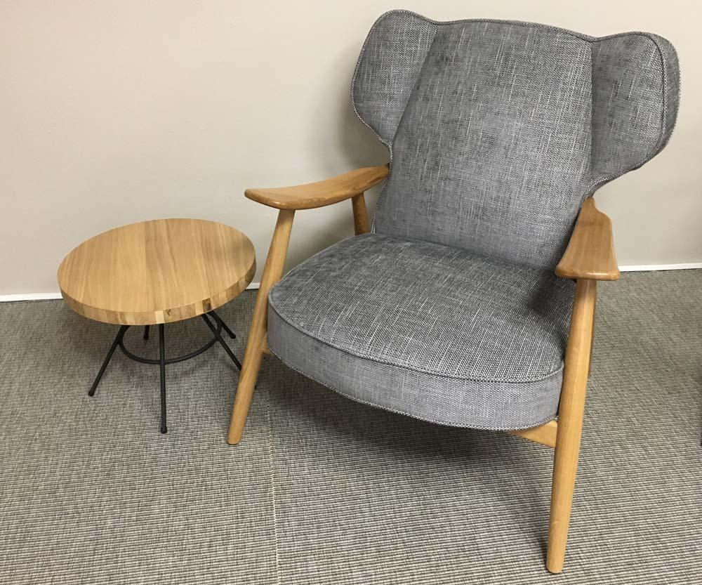 Basic XL Armchair by LaGranja
