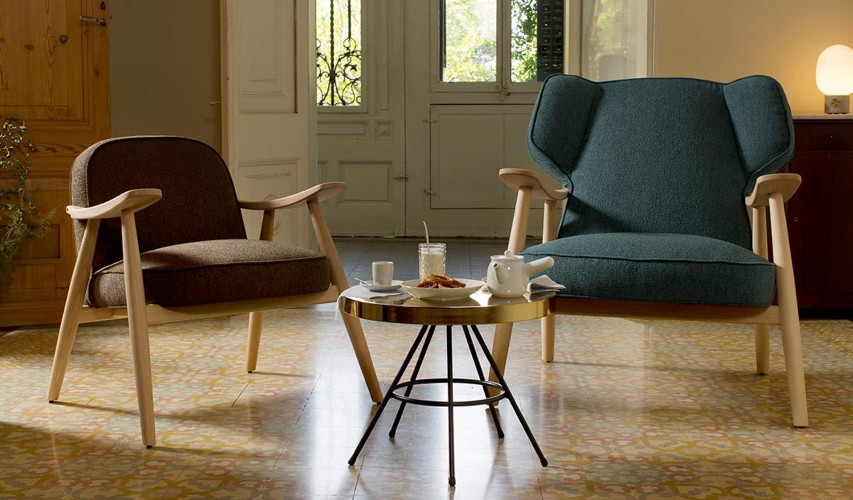 Basic coffee table by LaGranja
