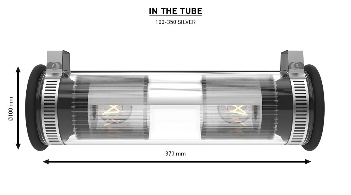 In The Tube by DCW, Algarve Lighting