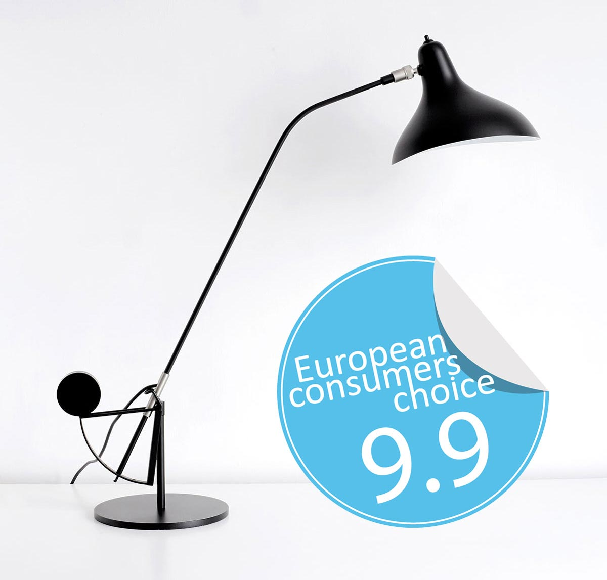 Lampe Mantis Award