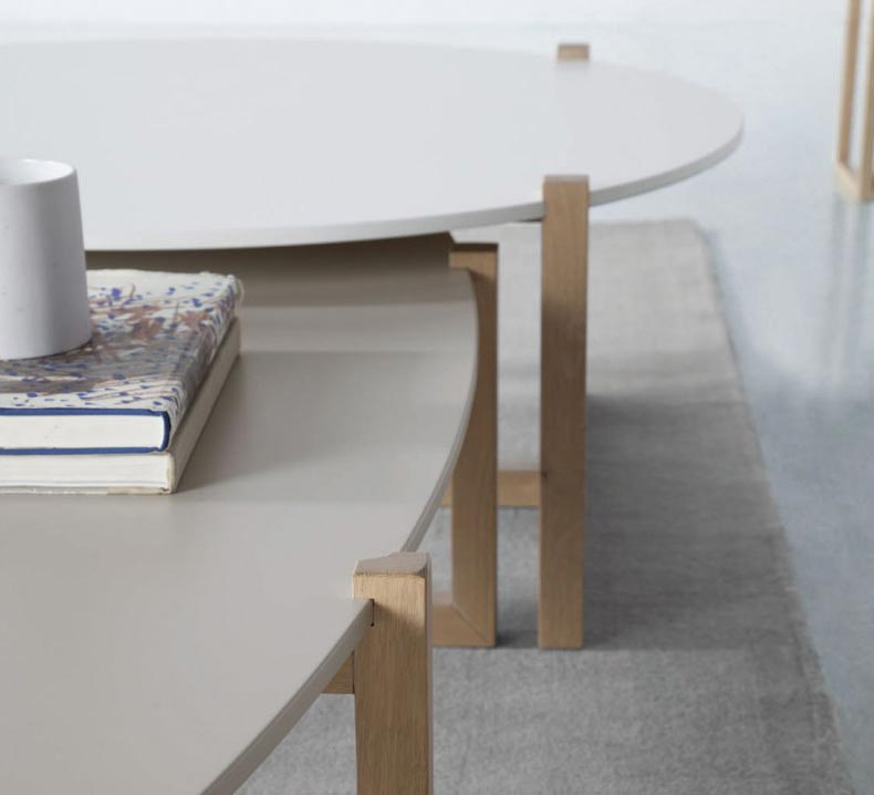 Lene Coffee Table by LoyraTime