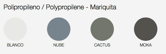 Mariquita Polypropylene Finishes