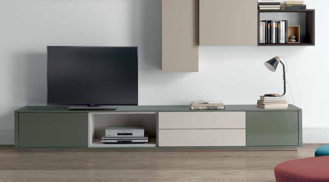 Moss TV Units by LoyraTime