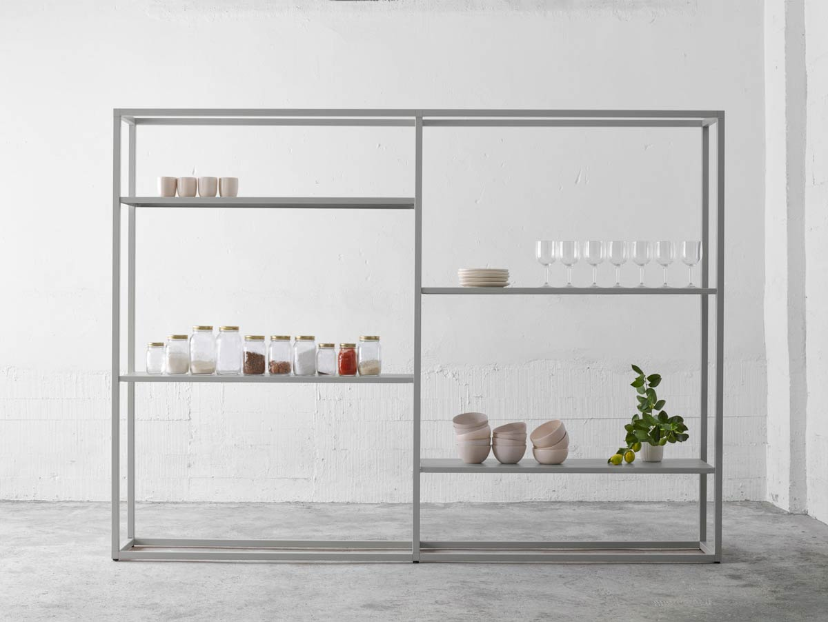 Dry Shelving for Algarve Houses