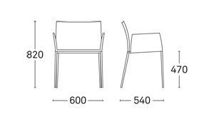 Moka Dining Chair