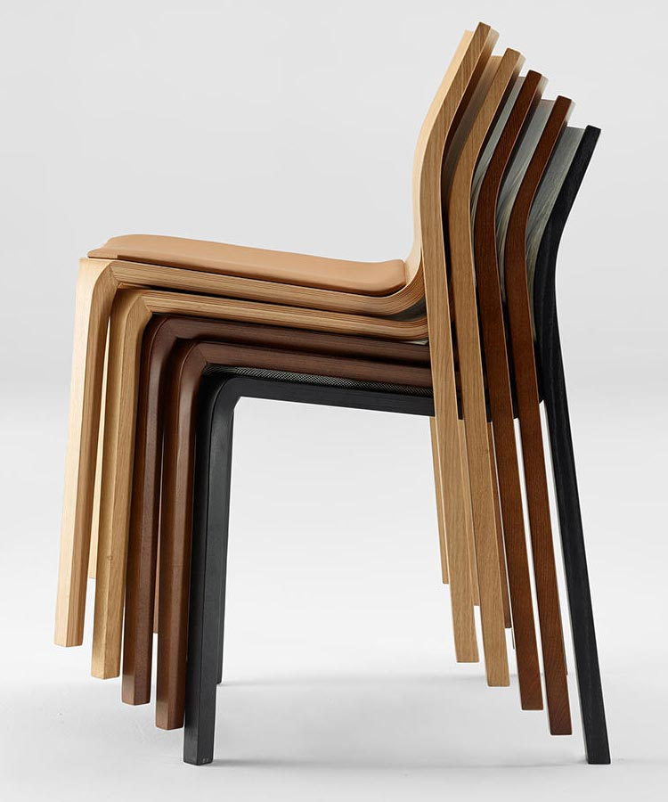 Silu Chair Stackable