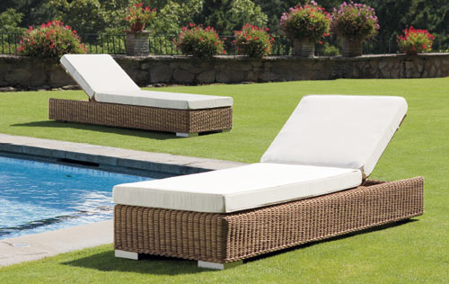 The Golf Sun Lounger by Point