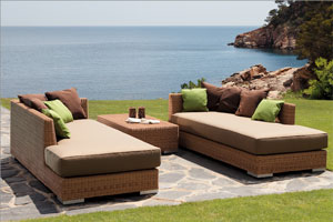 Golf Lounger 2 by Point