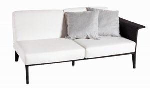 U Sofa 2 Module